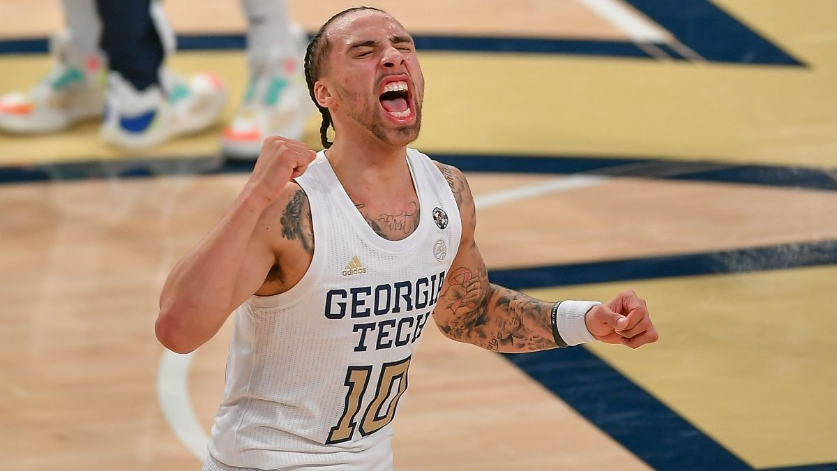 Longshot Georgia Tech Moves to ACC Tournament Final After Virginia's Positive COVID-19 Test article feature image