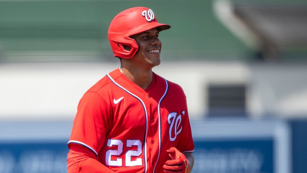 Washington Nationals Odds, Promo: Bet $1 on the Nats, Get $100 FREE! article feature image