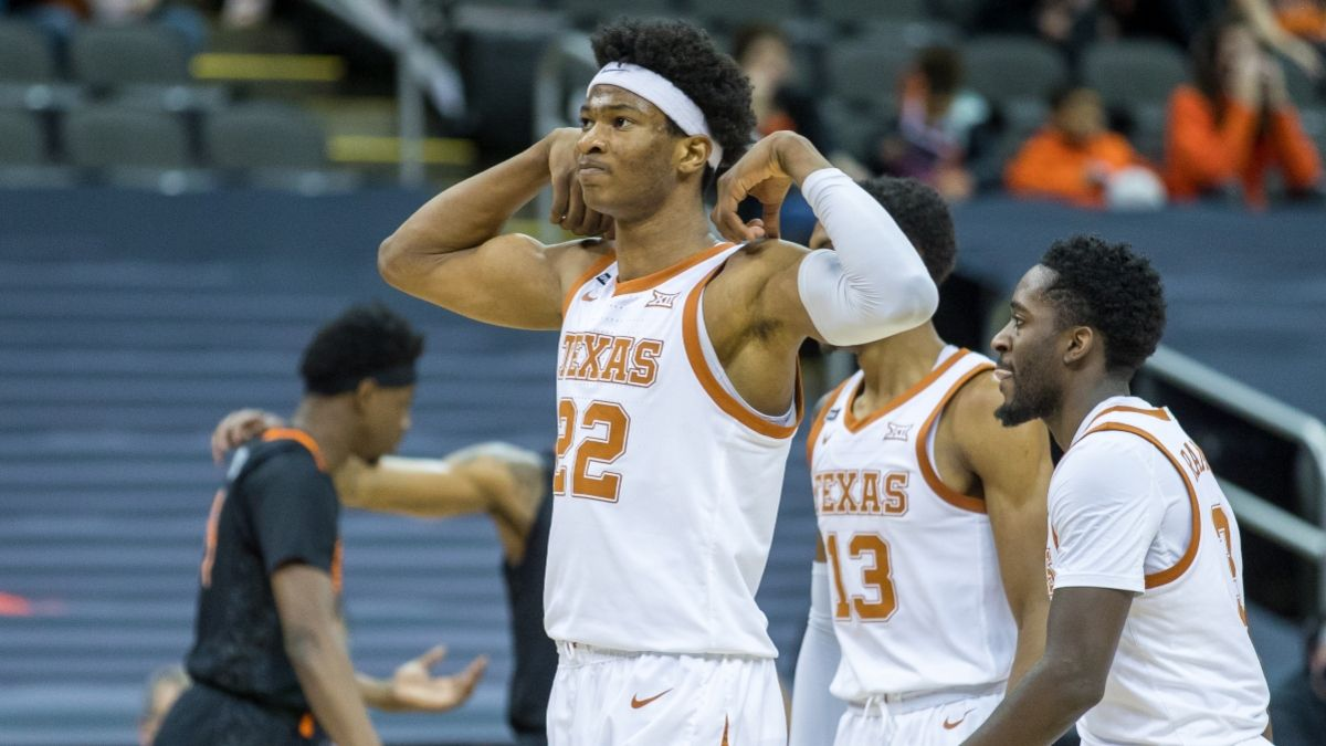 Saturday College Basketball Betting Model Edges & Predictions, Including Abilene Christian vs. Texas article feature image