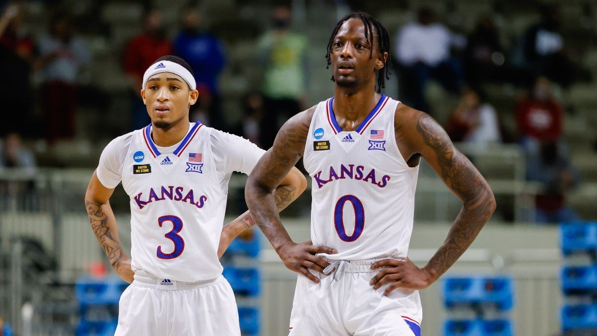 Kansas vs. USC Projected Odds: Our Spread, Total for NCAA Tournament Second Round article feature image