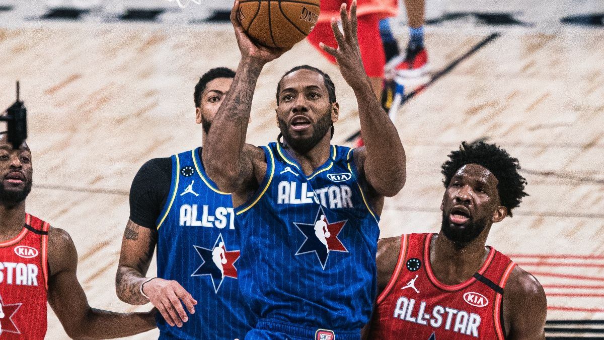 NBA All-Star Game Promo: Bet $1+, Win $100 if Any Player Records a Triple-Double article feature image