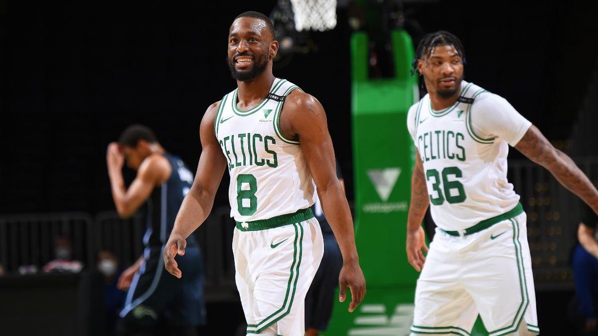 Pelicans vs. Celtics Odds & Picks: Bet Boston To Cover Monday's Spread article feature image