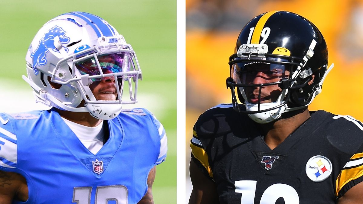 Grading Potential Fantasy Fits For Kenny Golladay with Giants & JuJu Smith-Schuster with Jets article feature image