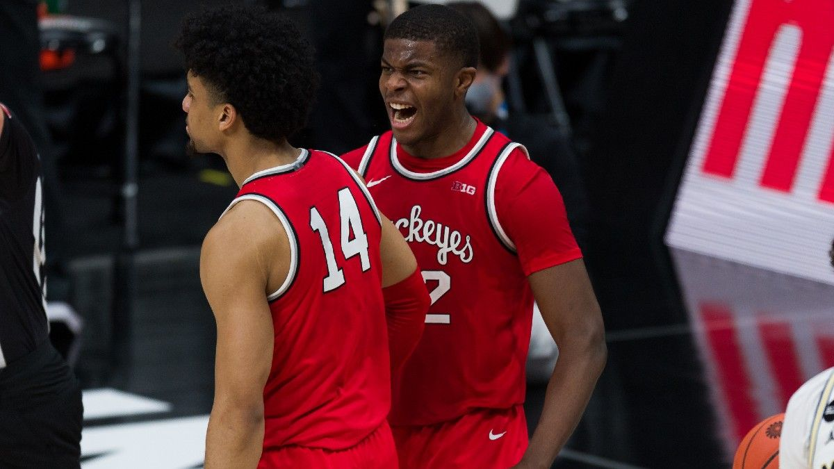 2021 NCAA Tournament Odds, Picks & Predictions: Fade Ohio State vs. Oral Roberts (March 19) article feature image