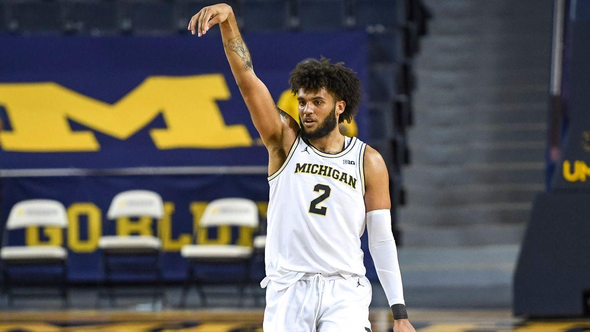 Michigan vs. Michigan State Promo: Make It Rain With $3 Per 3-Pointer! article feature image