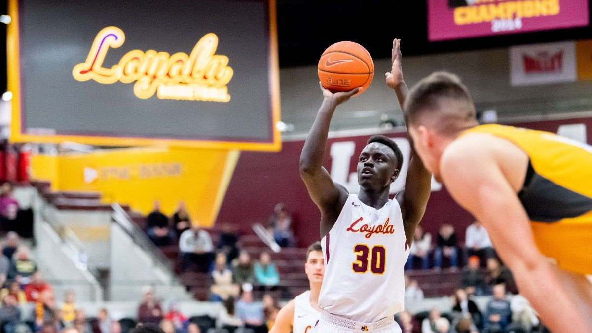 Missouri Valley Conference Tournament Betting Preview: Who Holds Value With Loyola Chicago? article feature image