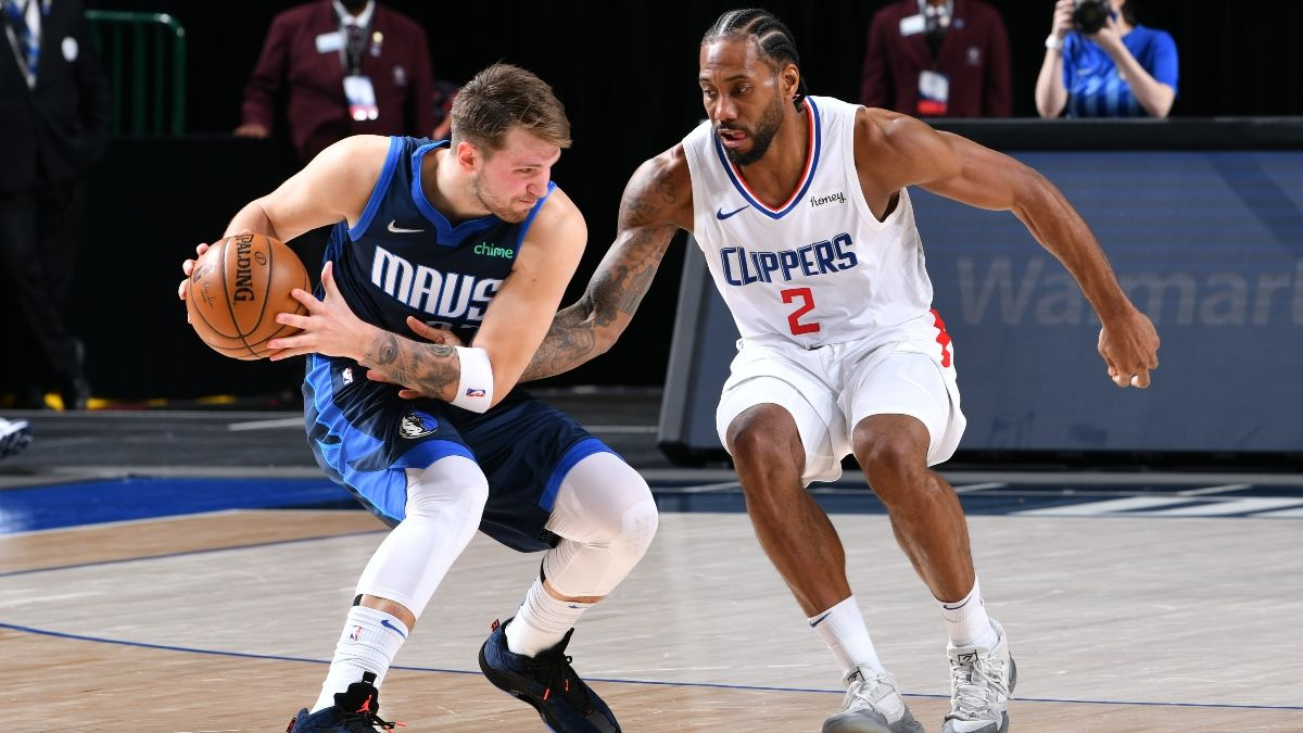 Clippers vs. Mavericks NBA Odds & Picks: Back LA's Strong Shooting Attack to Down Mavs (Wednesday, March 17) article feature image
