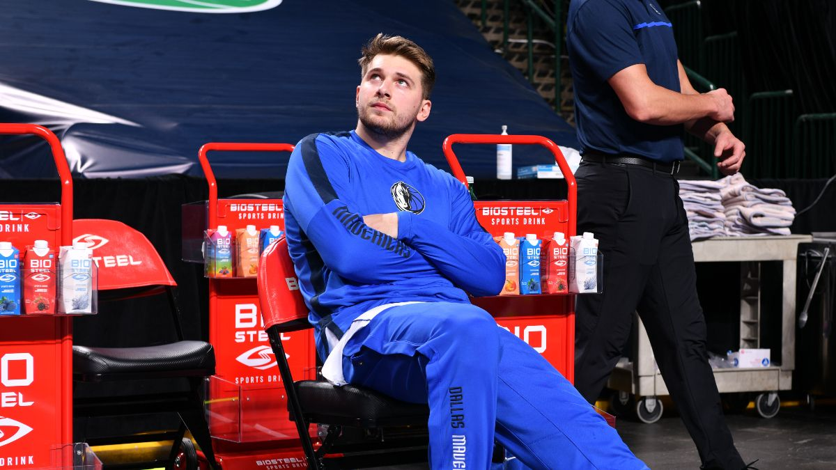 NBA Injury News & Starting Lineups (March 11): Luka Doncic, Kristaps Porzingis Out Thursday article feature image