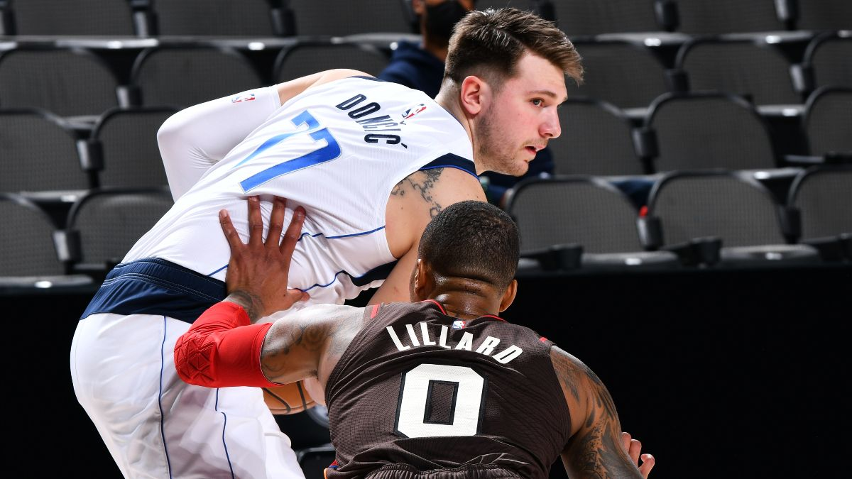 Mavericks vs. Trail Blazers NBA Odds & Picks: Live Bet Friday Night's Western Conference Clash (March 19) article feature image