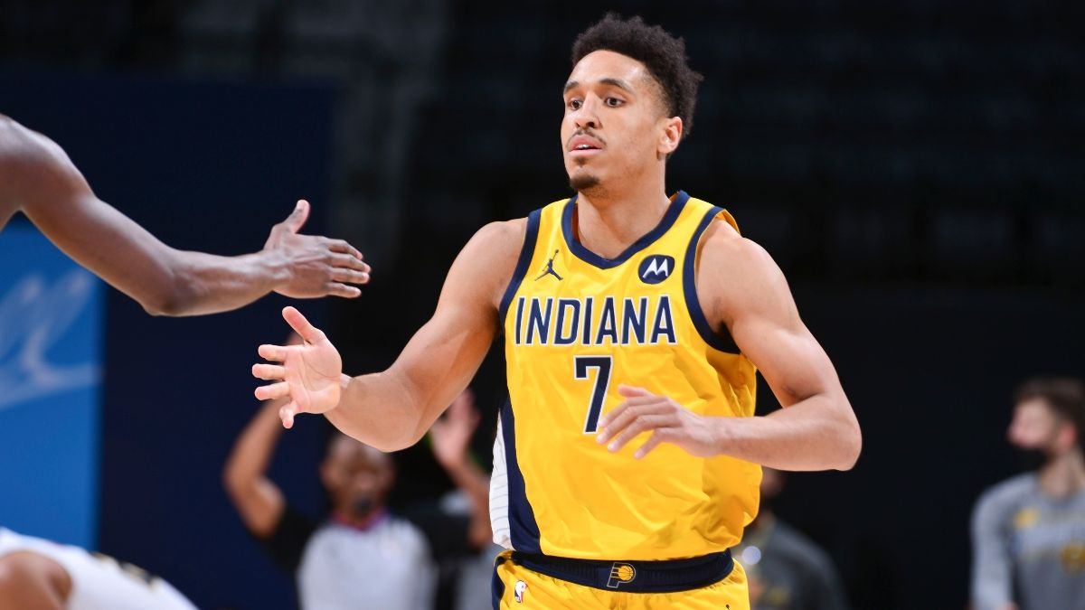 Pacers vs. Bucks NBA Odds & Picks: Bet the Over, Even Without Giannis Antetokounmpo (Monday, March 22) article feature image