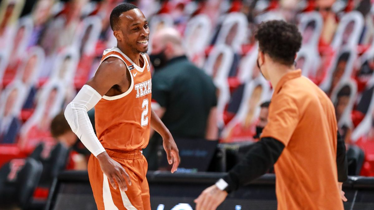 Texas vs. Kansas College Basketball Odds & Pick: Back the Longhorns' Defense to Shut Down the Jayhawks (Friday, March 12) article feature image
