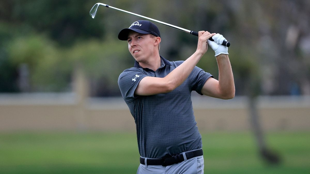 Perry's 2021 WGC Match Play Betting Picks & Preview: Let Matthew Fitzpatrick Lead Your Betslip article feature image