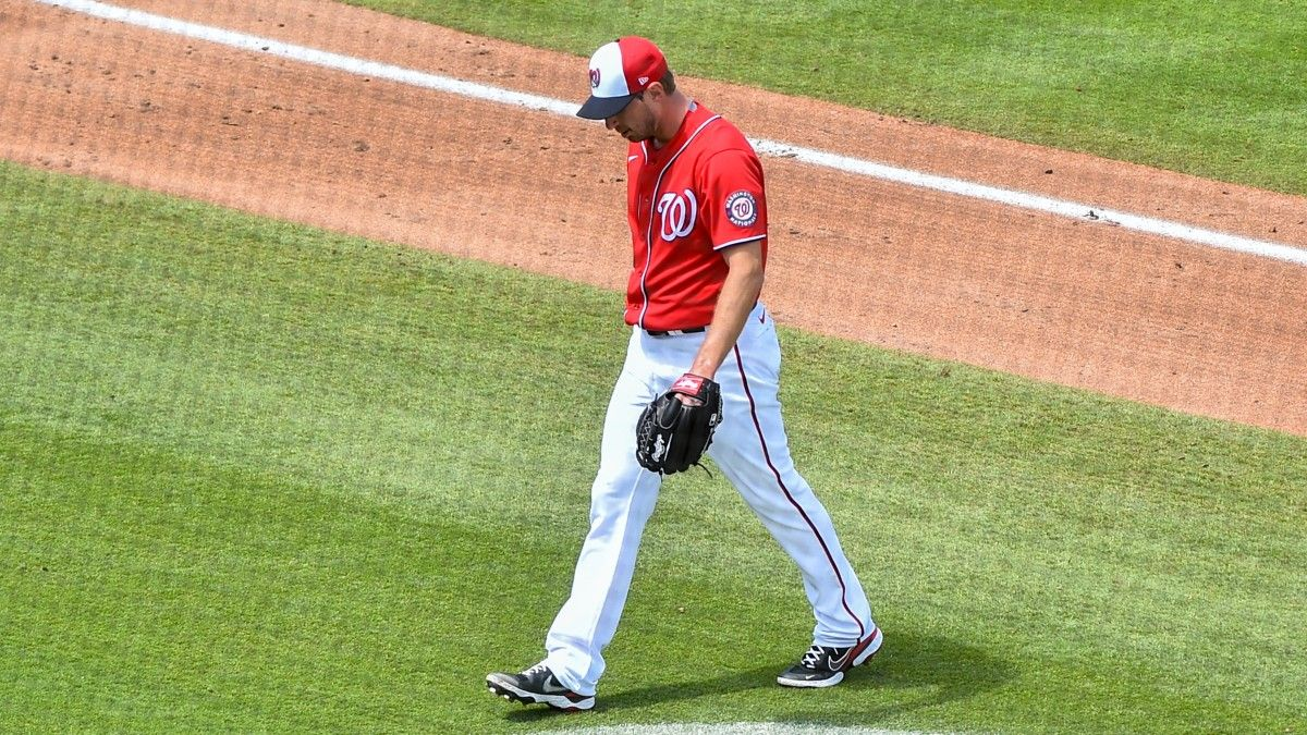 Nationals-Mets Opening Day Game Postponed Due To COVID-19 Protocol article feature image