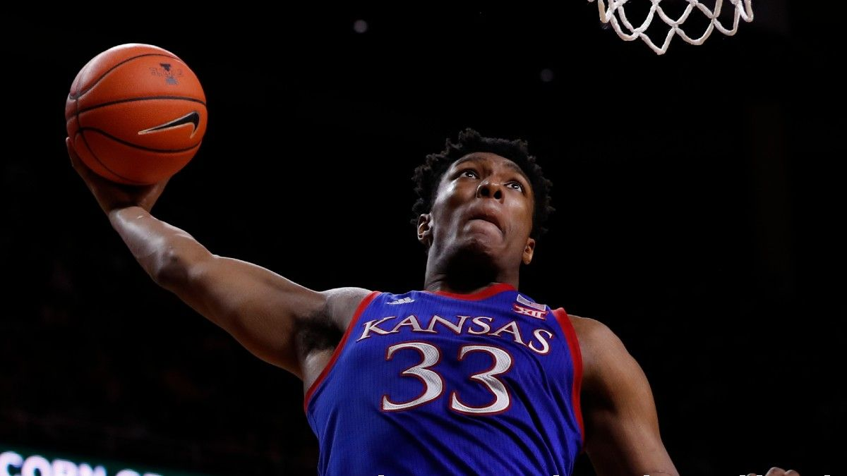 NCAA Tournament 2021 Betting Odds, Picks, Predictions: Kansas vs. Eastern Washington (March 20) article feature image