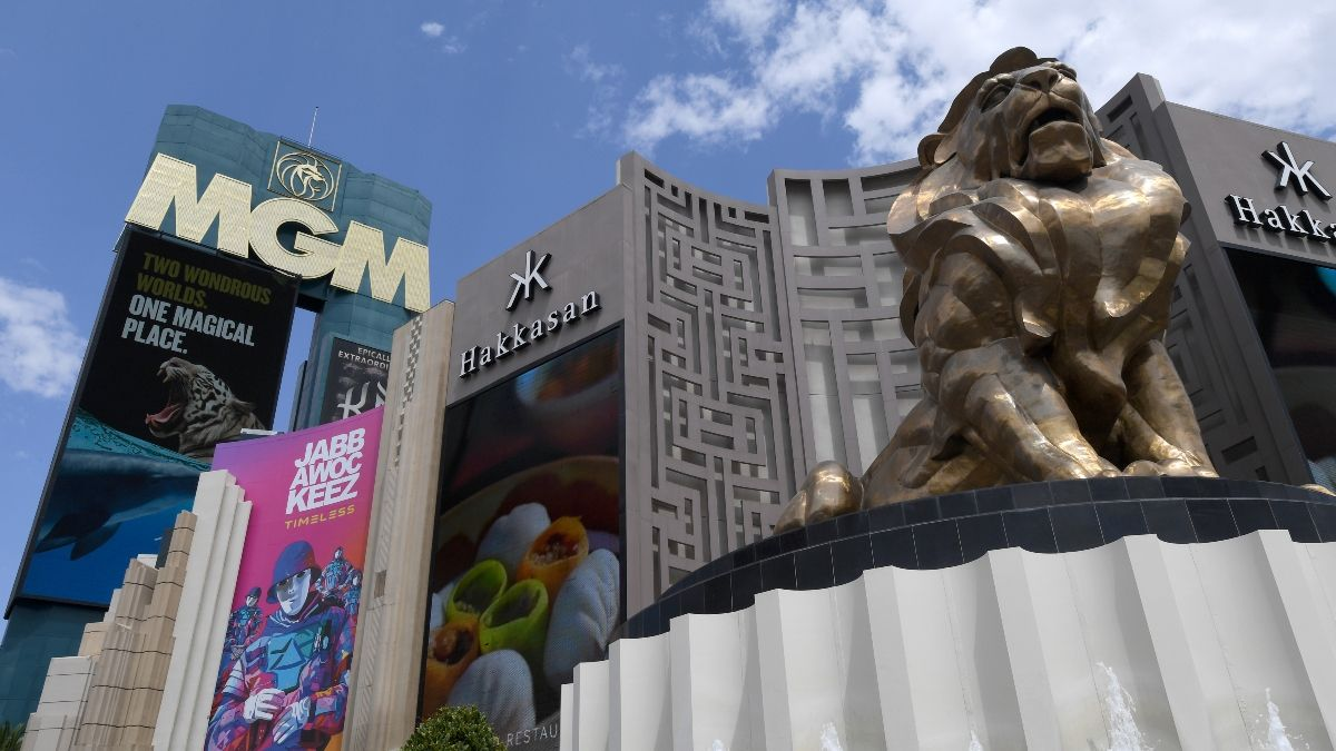 March Matchups Sweepstakes: Win a Stay at MGM Las Vegas! article feature image