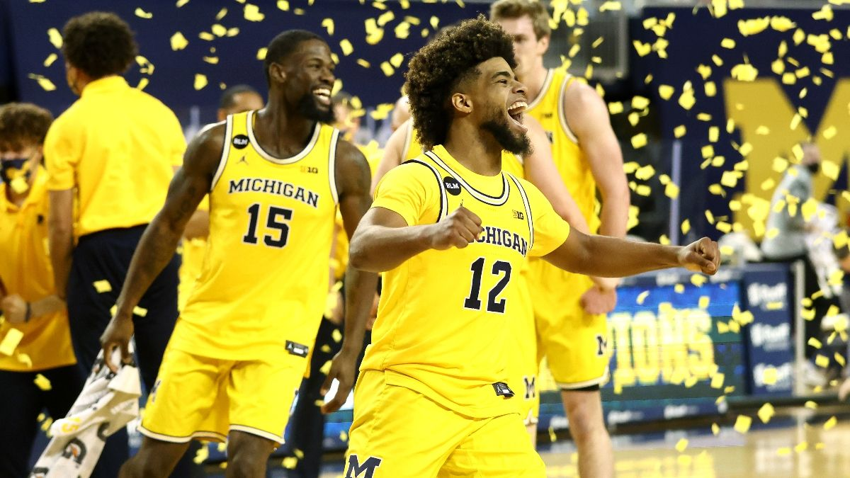 NCAA Tournament Odds, Promos: Get a $500 Risk-Free Bet at WynnBet! article feature image