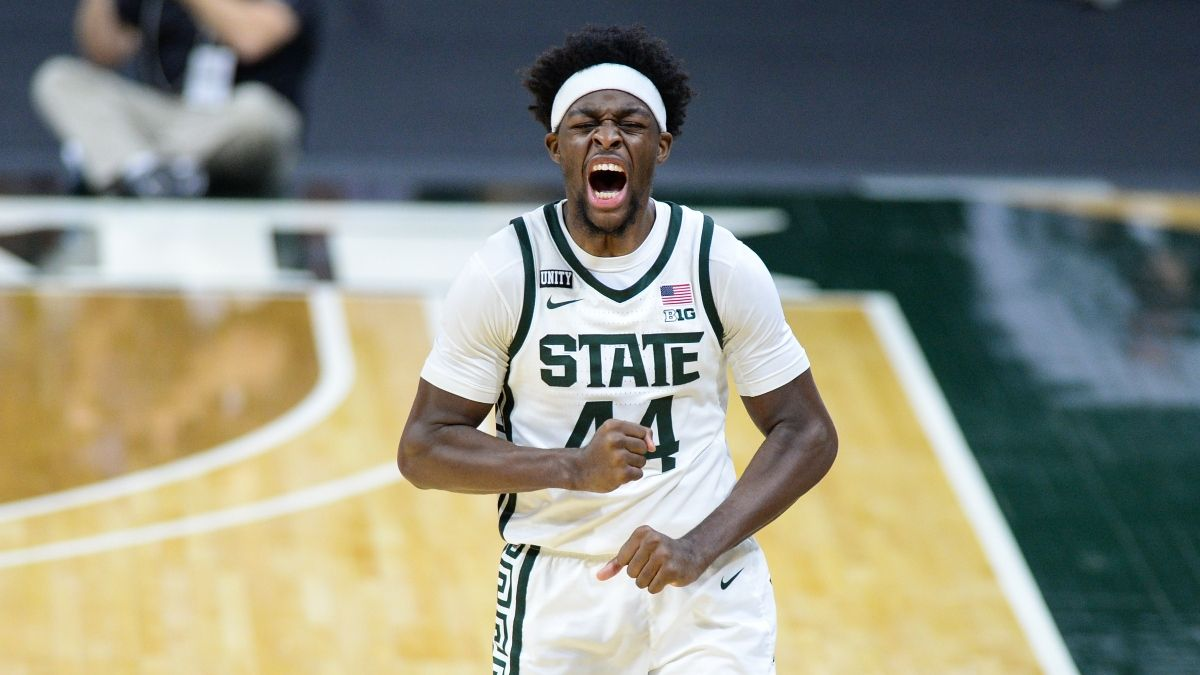 Michigan State March Madness Promos: Win $150 if the Spartans Score a Point, More! article feature image