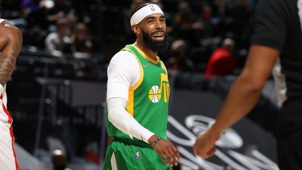 Sunday NBA Odds, Picks & Predictions for Jazz vs. Warriors: Sharp Action Blankets Visiting Utah (March 14) article feature image