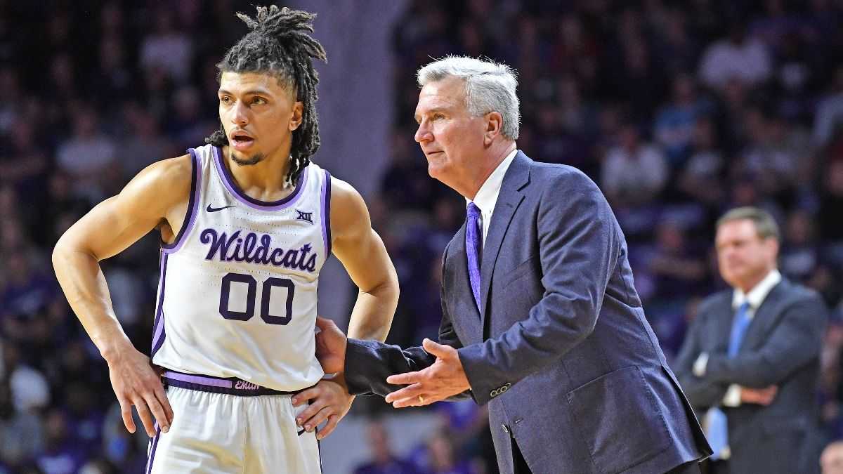 Big 12 Conference Tournament Odds & Picks: Back Kansas State vs. TCU (Wednesday, March 10) article feature image