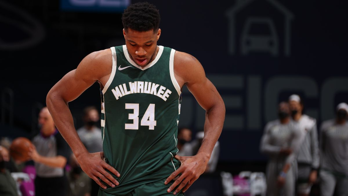 NBA Injury News & Starting Lineups (March 22): Giannis Antetokounmpo Ruled Out Monday article feature image
