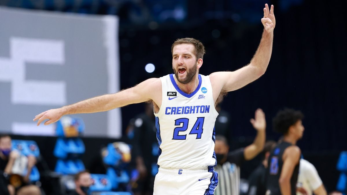 Creighton vs. Ohio Projected Odds: Our Spread, Total for NCAA Tournament Second Round article feature image