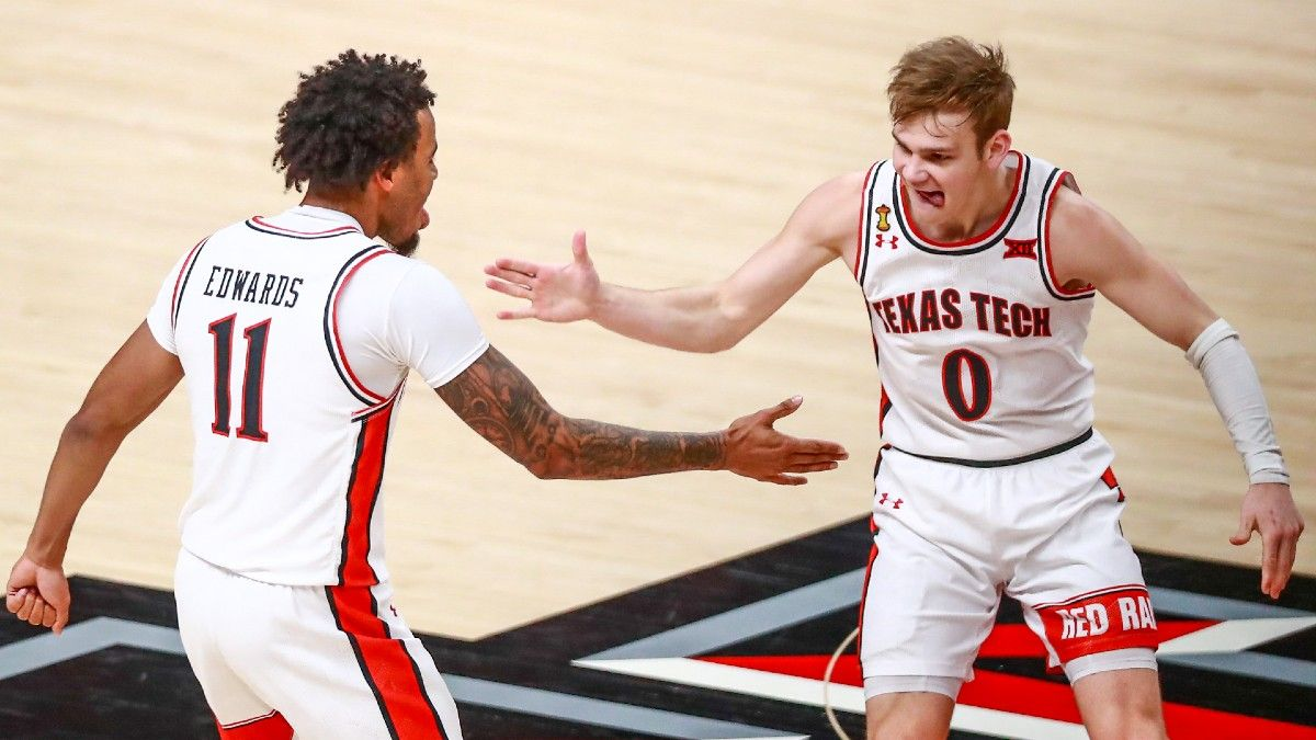 Texas Tech vs. Utah State Betting Odds, Picks & Predictions: Aggies Can Keep it Close in NCAA Tournament Opener (March 19) article feature image