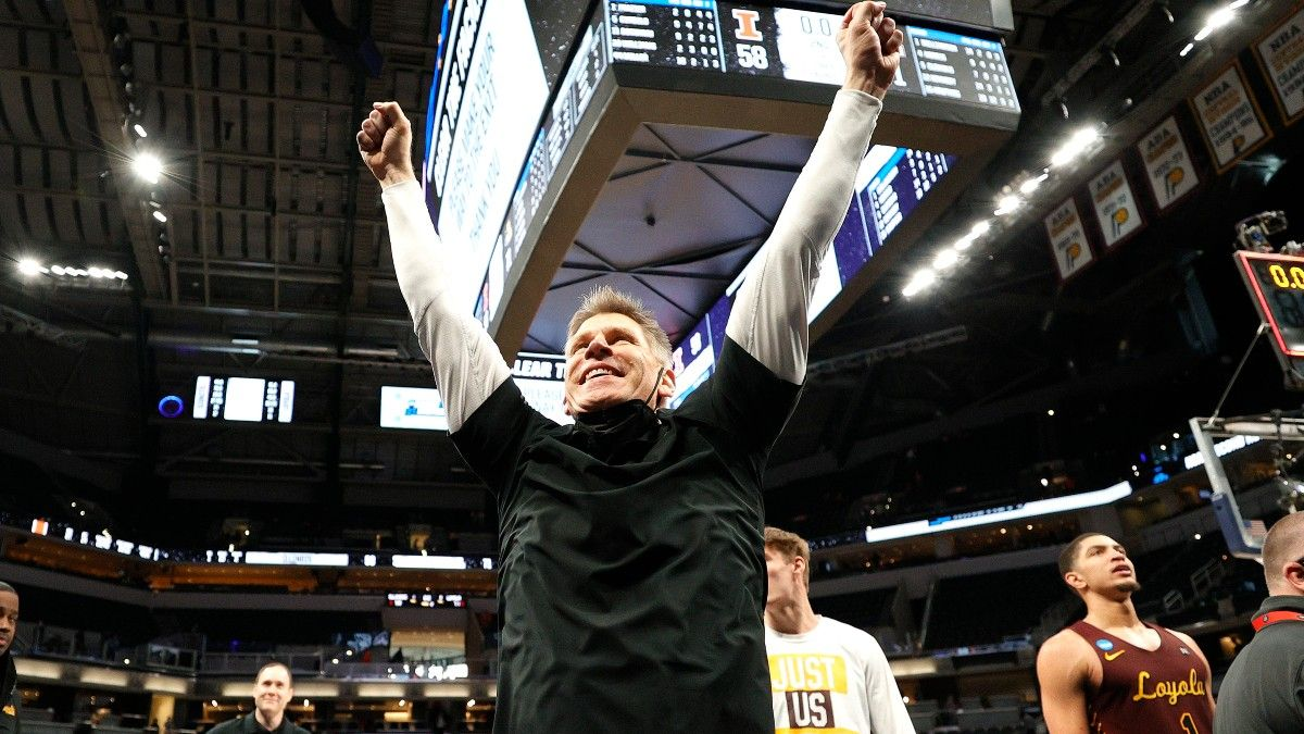 Will Porter Moser Leave Loyola-Chicago? Here's What History Tells Us article feature image