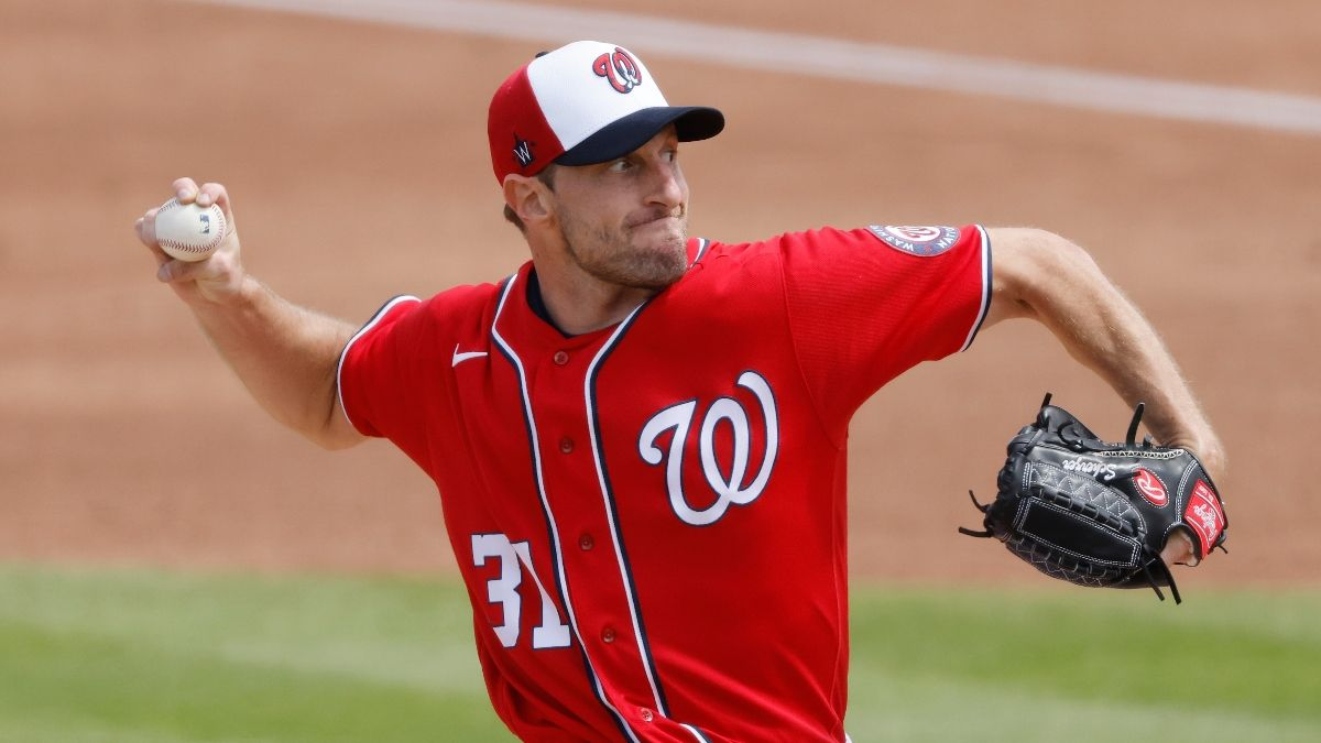 Washington Nationals Odds, Promo: Bet $1, Win $100 if Max Scherzer Records a Strikeout! article feature image