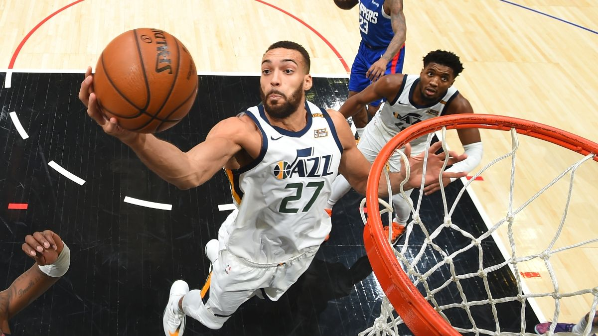 Friday's NBA Player Prop Bets & Picks: Big Favorite Means Fading Rudy Gobert's Rebounding (March 12) article feature image