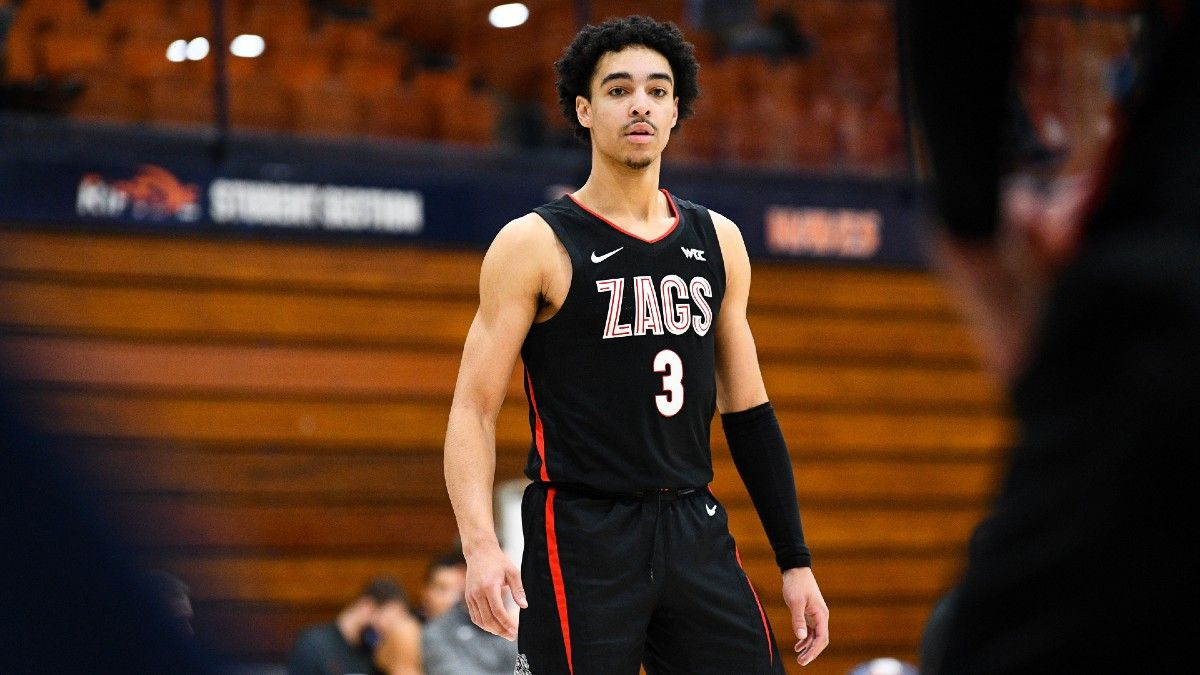 West Coast Conference Tournament Betting Preview: Can Any WCC Team Challenge Gonzaga? article feature image