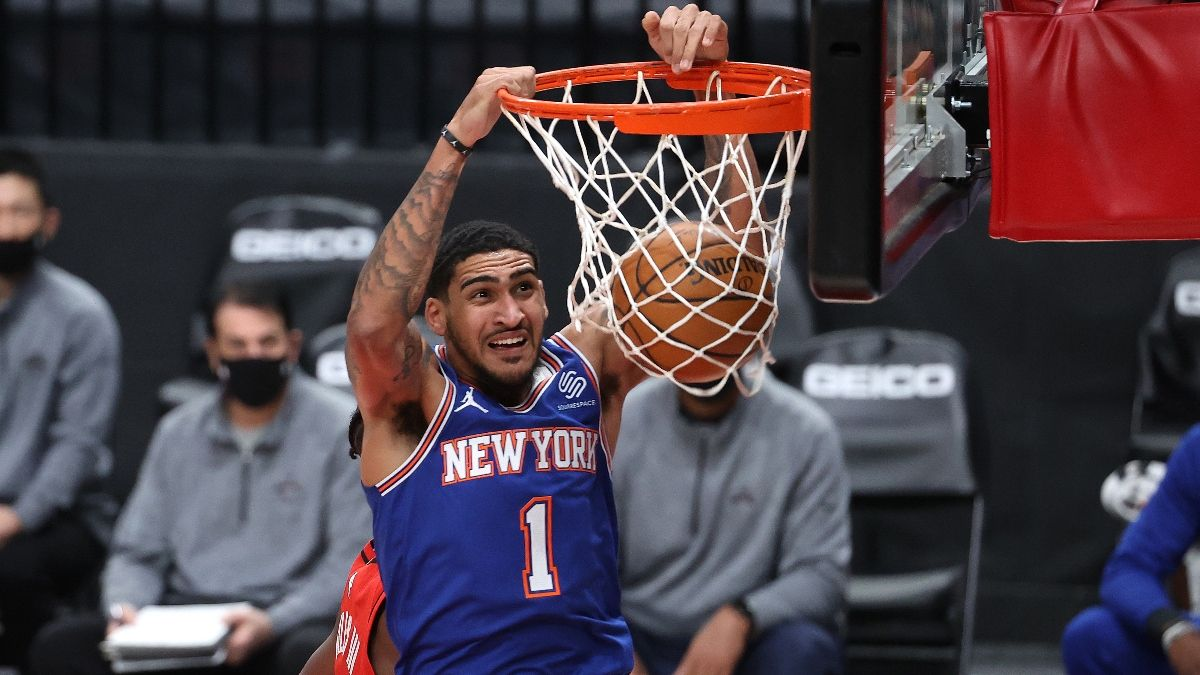 NBA Slam Dunk Contest Odds, Betting Picks: 2 Outright Winner Bets, 1 Prop for Sunday Night article feature image