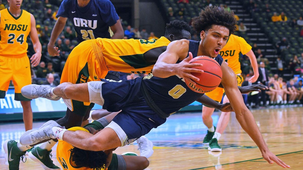 Summit League Championship Odds & Pick: How to Bet Oral Roberts vs. North Dakota State (Tuesday, March 9) article feature image