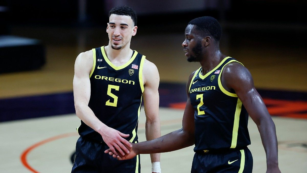 Oregon vs. VCU NCAA Tournament Odds & Pick: Bet the Ducks In First Round article feature image