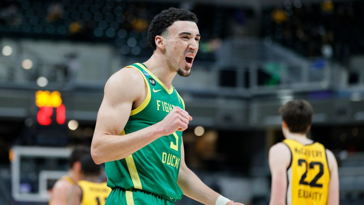 2021 NCAA Tournament Odds, Picks, Predictions: USC vs. Oregon (March 28) article feature image
