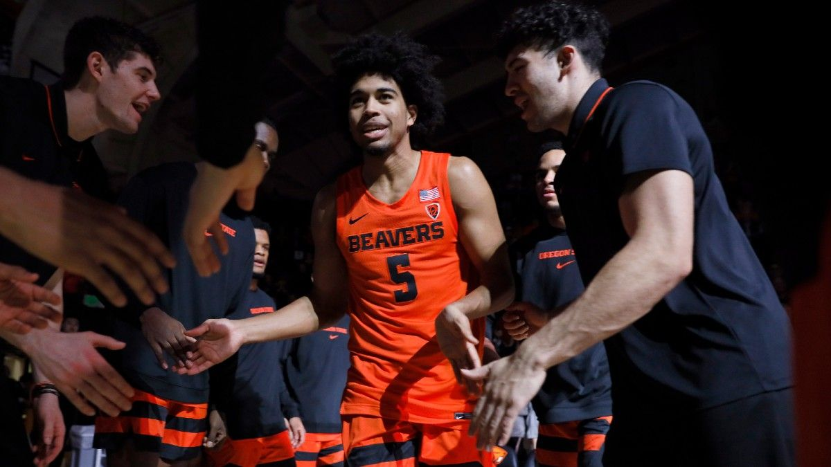 How Oral Roberts & Oregon State Went From Fringe NCAA Tournament To Sweet 16 Teams article feature image