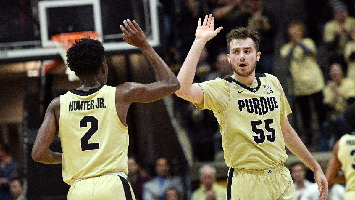 Purdue March Madness Promos: Bet $20, Win $150 if the Boilermakers Score a Point, More! article feature image