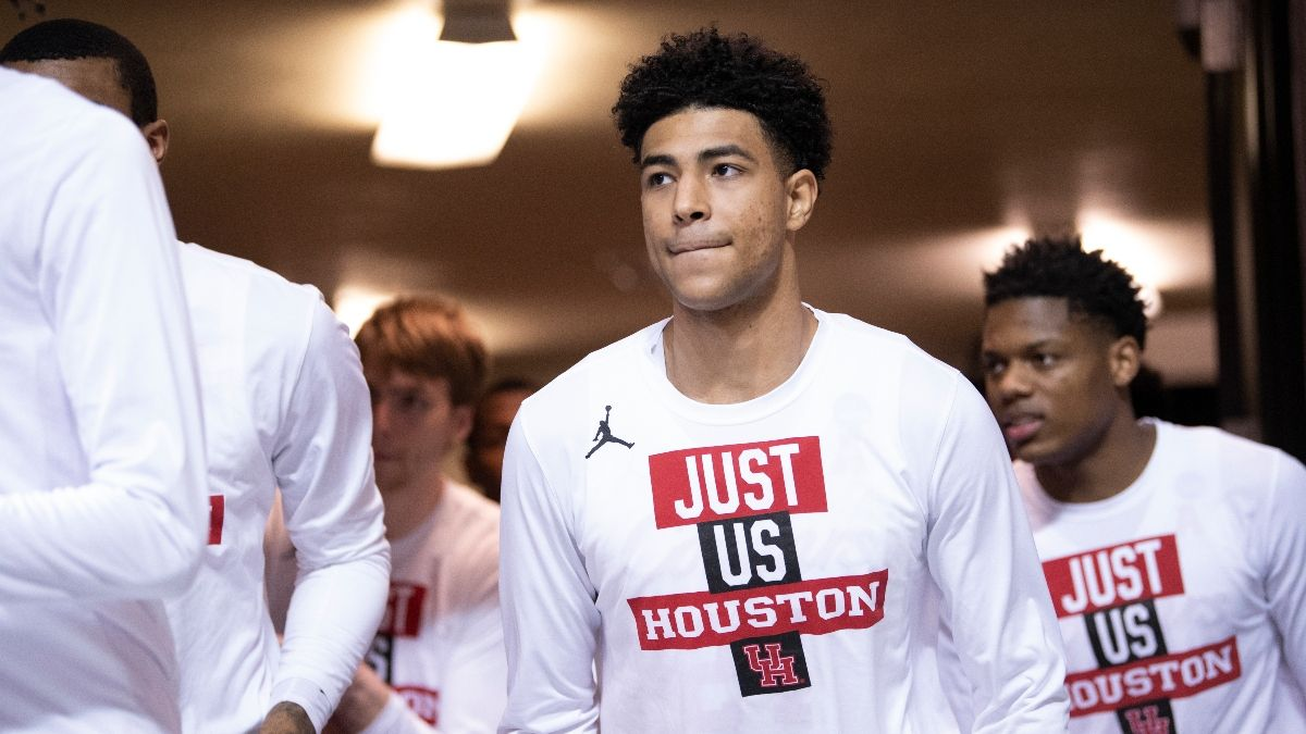 Houston vs. Rutgers Betting Odds & Pick: Value on Cougars In Second Round of NCAA Tournament article feature image