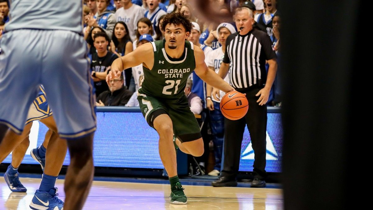 College Basketball Odds & Picks: 5 Ways To Bet Friday's Games, Including Colorado State vs. Nevada article feature image