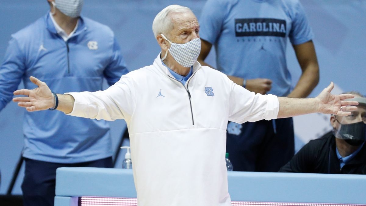 Thursday College Basketball Betting Model Edges & Predictions, Including North Carolina vs. Virginia Tech article feature image
