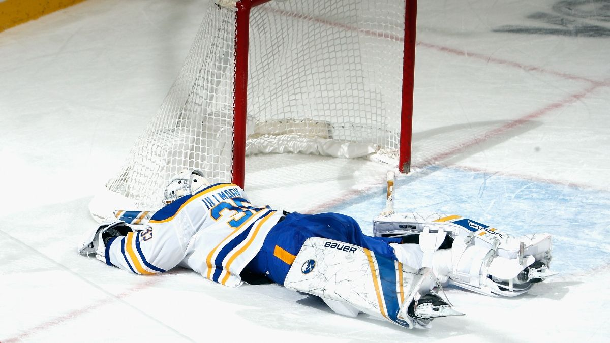 NHL Odds & Pick for Philadelphia Flyers vs. Buffalo Sabres: Can Buffalo Avoid Record for Longest Losing Streak? (Wednesday, March 31) article feature image