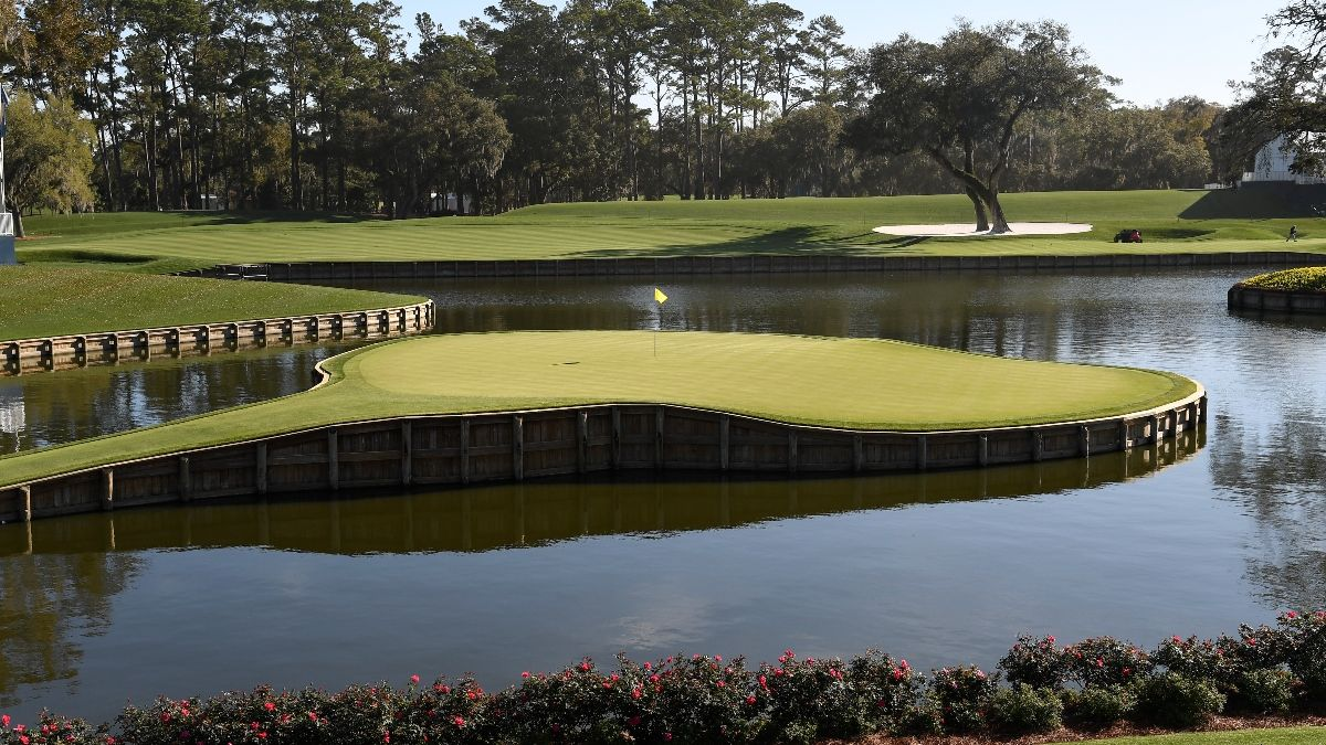 THE PLAYERS Championship Odds: Dustin Johnson, Bryson DeChambeau the Favorites at TPC Sawgrass article feature image