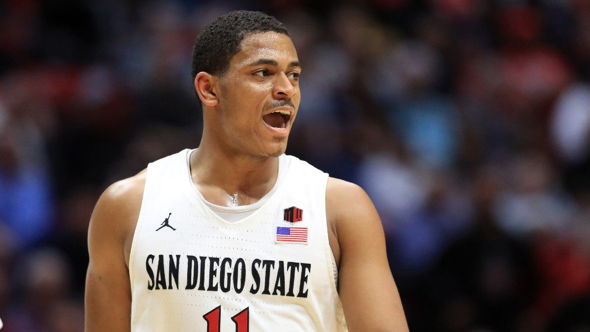 San Diego State vs. Syracuse Betting Odds, Pick, Prediction: Back the Aztecs In First Round of NCAA Tournament article feature image