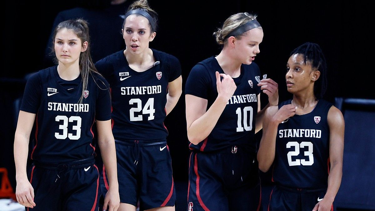 Women's NCAA Tournament Odds: Stanford & UConn in a Tier Above the Field article feature image