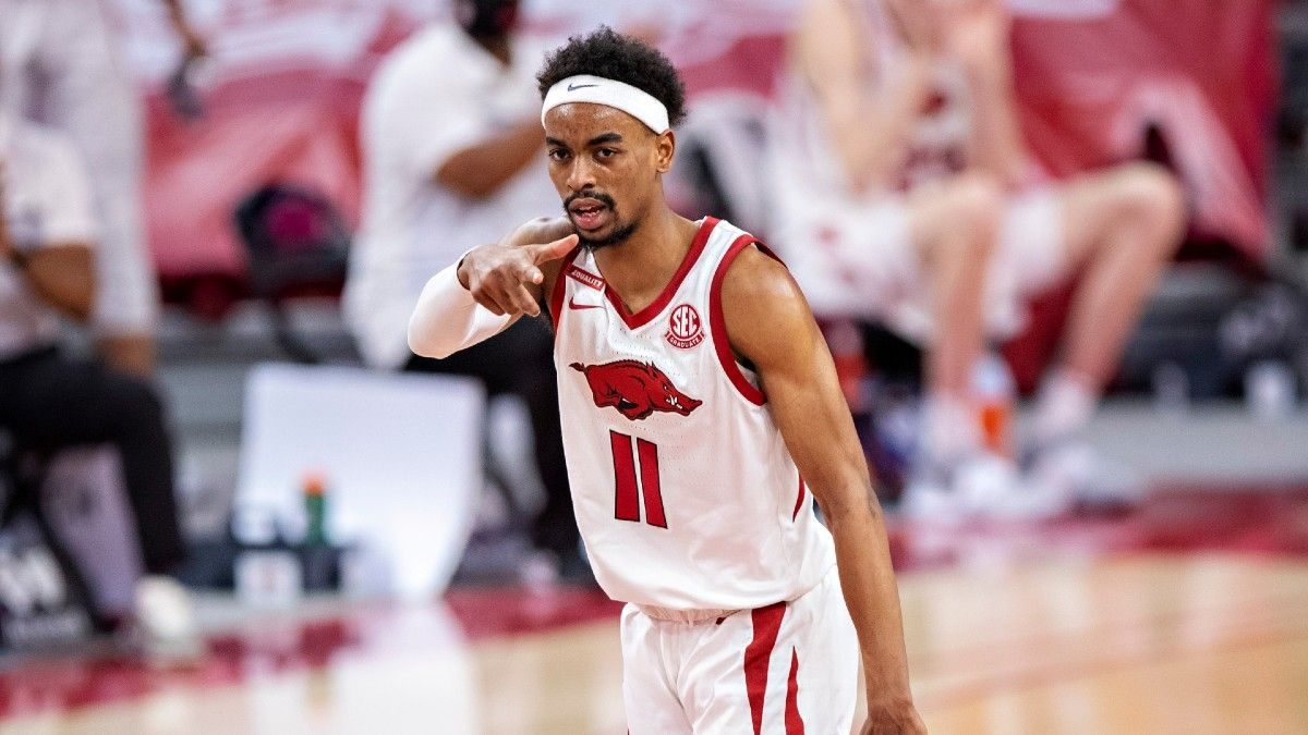 SEC Tournament Betting Odds & Picks: Arkansas Heads to Nashville as the Hottest Team In America article feature image