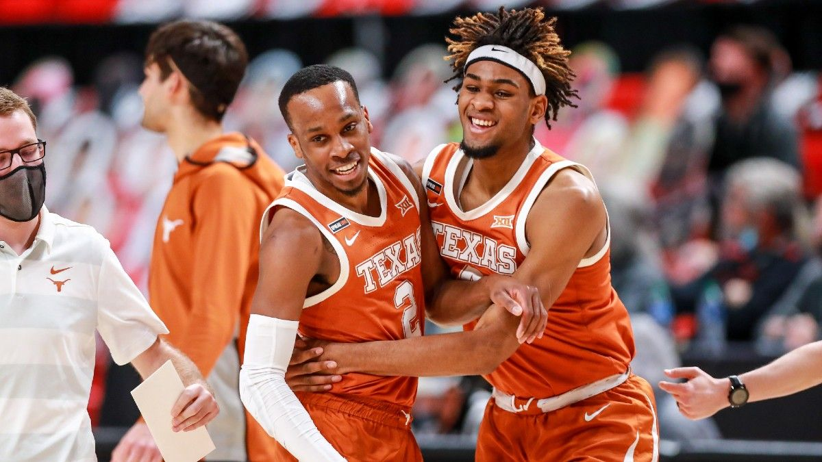 Texas vs. Abilene Christian Odds For NCAA Tournament First Round article feature image