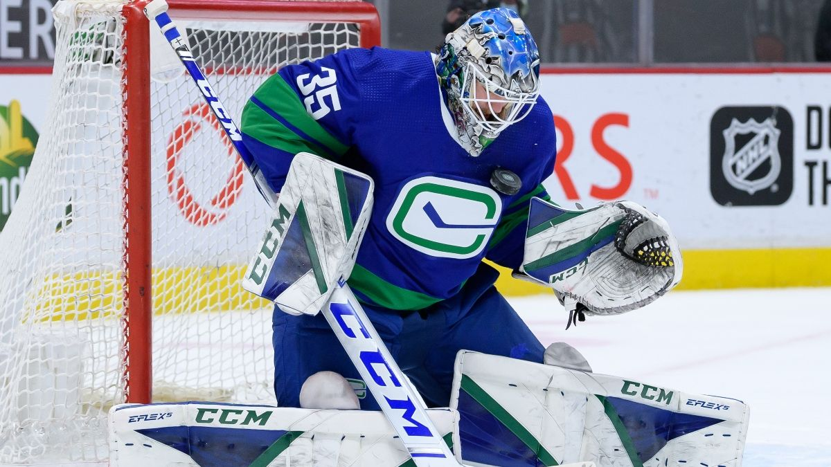 NHL Odds & Pick for Canadiens vs. Canucks: How to Bet This North Division Matchup (Wednesday, March 10) article feature image