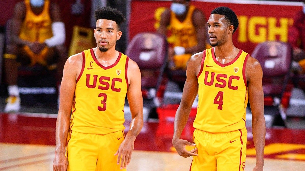 Pac-12 Tournament Betting Preview: Is There Value on Oregon, USC, or Colorado? article feature image