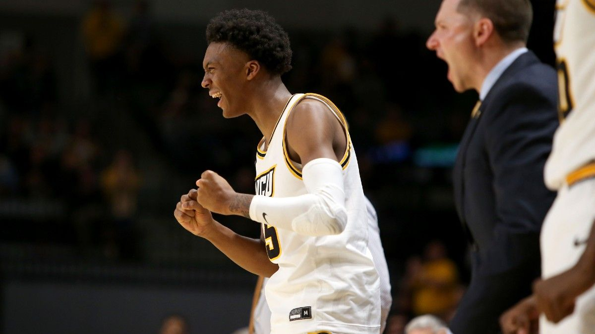 Davidson vs. VCU Atlantic-10 Tournament Odds & Pick: Betting Value on Saturday's Over/Under article feature image
