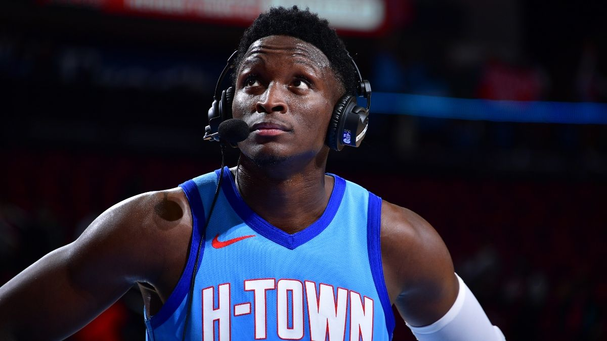 NBA Trade Tracker: Rockets Trade Victor Oladipo to Heat as Kyle Lowry Stays With Raptors article feature image