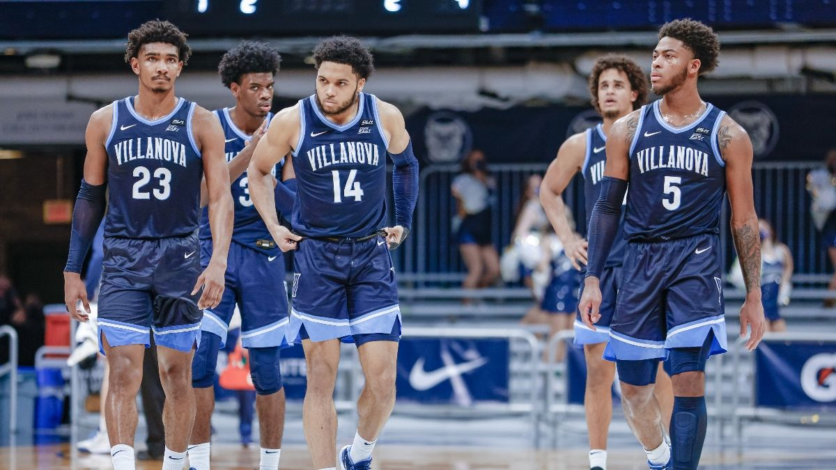 Villanova vs. Winthrop Odds, Promo: Bet $20, Win $150 if the Wildcats Score a Point! article feature image